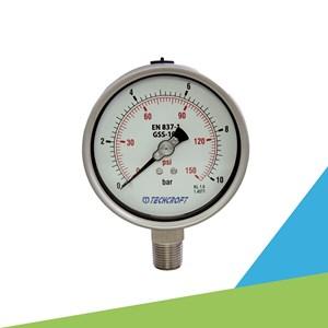 Pressure Gauge Techcroft GSS-63