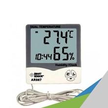 Thermohygrometer Digital Smart Sensor AR867