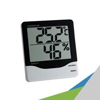 Thermohygrometer Digital TFA AZ-HT-02