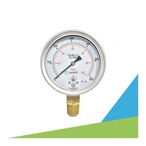 Dari SCHUH TECHNOLOGY SL Series Pressure Gauge Alat Ukur Tekanan Air dan Gas 0
