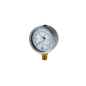 Dari SCHUH TECHNOLOGY CX Series Pressure Gauge Alat Ukur Tekanan Air dan Gas 0