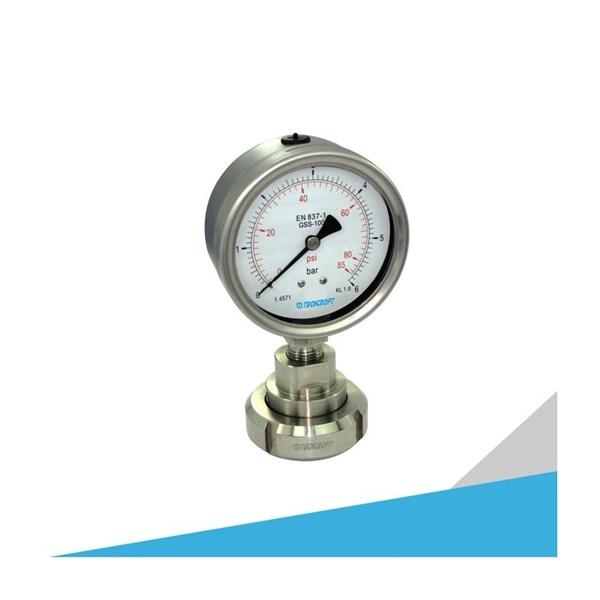 GDS 820 Sanitary Diaphragm Seal