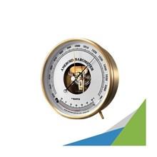 SATO 7610-20 Aneroid Barometer with thermometer Barometer Alat Ukur Tekanan Udara