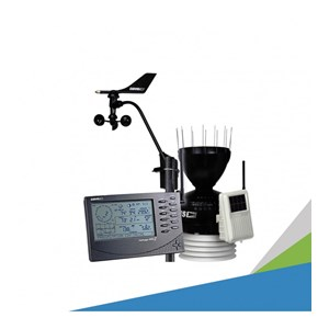 DAVIS Vantage Pro 2 Weather Station (Alat Uji Pengamat Cuaca)
