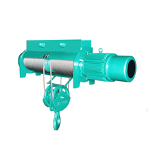 KING Electric Wire Rope Hoist - Suspended Type