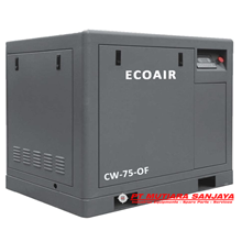ECOAIR Oil Free Screw Kompresor Udara