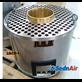 Suku Cadang Kompresor Udara Turbo CENTAC Cooler