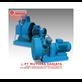 TANABE Kompresor Kapal untuk Starting Mesin Diesel (Oil Lubricated). Model: VLH-43 VLH-53