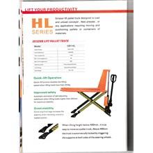 Scissor Lift Pallet Truck Hand Pallet