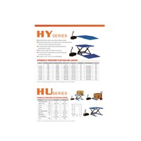 Hydraulic Pressure Fluctuation Ladder HY Series