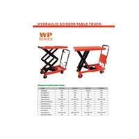 Jual Hidraulic Scissor Table Truck WP Series