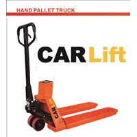 Hand pallet truck CW-I series 1