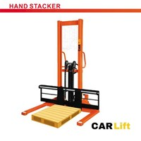 Jual Hand stacker manual murah