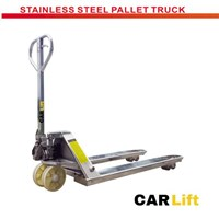 Stainless Steel Pallet Truck BX Series 1