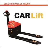 Hand pallet truck elektrik murah 1
