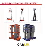 Jual Aluminium alloy aerial lift platform 2