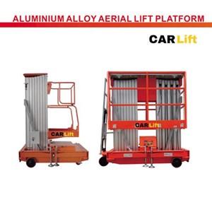 Aluminium alloy aerial lift platform