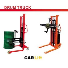 Drum truck COT-CDT series