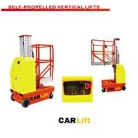 Self propelled vertical lift 1