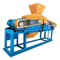 """Double Roll Crusher 20"""" 1"""