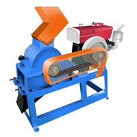 Hammer Mill With Diesel 1