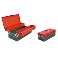 TOOL BOXES 3 COMPARTMENTS