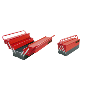 TOOL BOXES 5 COMPARTMENTS
