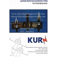 Distributor Penangkal Petir Head Lightning Protection 3