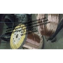Kabel Listrik Bare Copper Grounding System Kabel BC 25mm