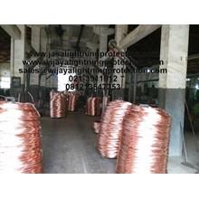 Kabel Listrik Bare Copper Grounding System Kabel BC 50mm