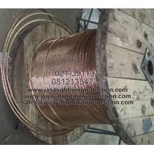 Kabel Listrik Bare Copper Grounding System Kabel BC 95mm
