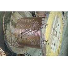 Kabel Listrik Bare Copper Grounding System Kabel BC 150mm
