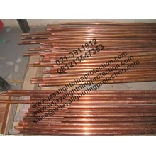 Penangkal Petir Lightning Protection Grounding Rod 5per8