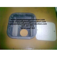 Penangkal Petir Bak Kontrol Grounding System Polymer