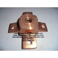 Jual Kabel Tembaga Grounding Rod Baseplate Kabel BC