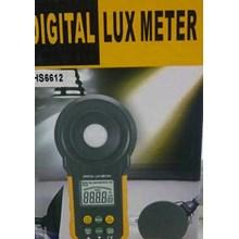 Digital Lux Meter  Dekko HS 6612