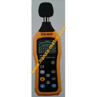 Jual Digital Sound Meter Dekko HS 6708