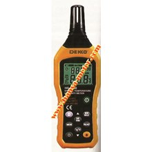 Temperature And Humidity Meter Dekko HS6508