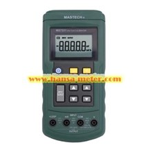 Mastech Ms7221 Process Calibrator