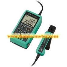DC CLAMP  METER FORK CURRENT TESTER