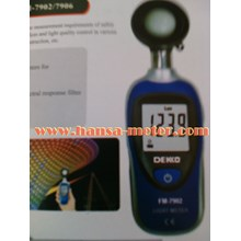 Mini Light Meter Fm-7902 Dekko
