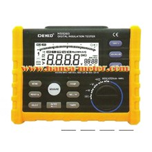 Dekko Hs 5203 Digital Insulation Tester
