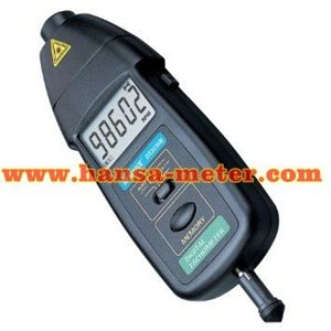 Dari Tachometer Contact Non Contact 0
