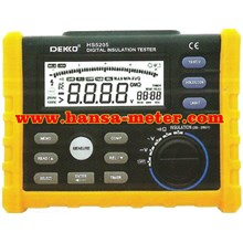Insulation Tester Digital Hs 5205 Dekko