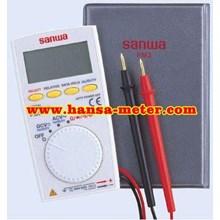 Digital Multimeter Pm3 Sanwa