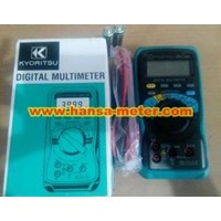 Jual Digital Multimeter Kyoritsu 1009