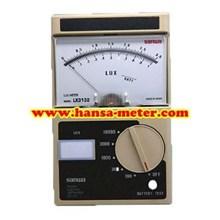 Analog Lux Meter  SANWA LX3132