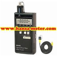 OPTICAL POWER METER OPM37LAN Sanwa