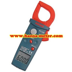 Clamp Meter DCL20R  ( with carrying pounch )