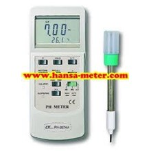 PH Meter lutron PH 207HA